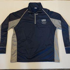USA Olympics dri-fit jacket